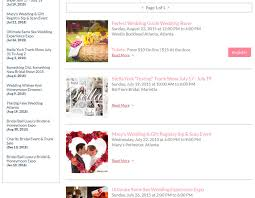 wedding registry website reviews events wedding guide