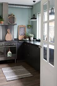 cuisine gris vert cuisine gris bleu awesome cuisine bleu gris luxe cuisine couleur