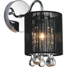 vanity wall sconce lighting brizzo lighting stores 10 gocce modern crystal string shade vanity
