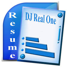 download resume in word format resume dj real one word format dj real one resume