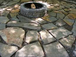 How To Lay Flagstone Patio Make A Flagstone Patio