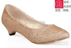 wedding shoes gold color gold shoes for wedding low heels milanino info