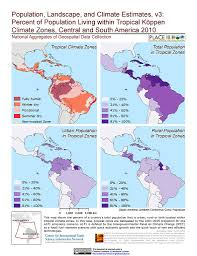 Map Of South And Central America Map Gallery Sedac