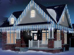 Outdoor Icicle Lights Icicle 240 360 480 720 960 Led Snowing Lights