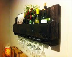 easy to create pallet wood wine rack 101 pallets