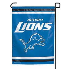 Alabama Yard Flag Amazon Com Nfl Detroit Lions Garden Flag Sports Fan Outdoor