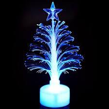 led christmas tree fiber optic christmas tree mini led christmas tree knh led1744