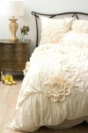 Ruffled Comforter King Queen Linen Duvet Set From Hm On Wanelo Georgina Duvet Cover