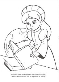 image swan princess official coloring page 7 png the swan