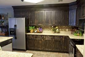 finishing kitchen cabinets ideas great ideas of refinish kitchen cabinets wallowaoregon com