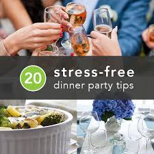 Thank You Note After Dinner Party - 20 tips to throw the best stress free dinner party ever greatist