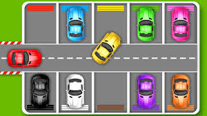 Colors For 2016 by Learn Colors With Car Parking Cars Toys Colours For Children