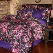 Purple Camo Bed Set Muddy Bedding Muddy Bedding Collection Camo Trading