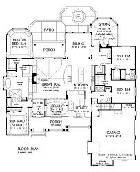 Great House Floor Plans 209 Best One Story Home Plans Images On Pinterest Dream House