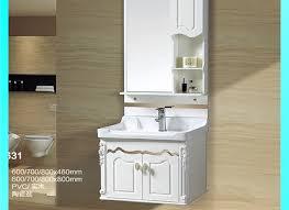 Pvc Vanity 2016 Bathroom Vanity Wood Washbasin Cabinet Design Kd Bc003w Buy