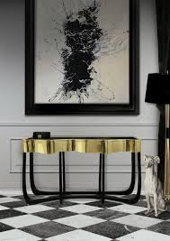 Designer Console Tables Modern Console Table Design For A Living Room