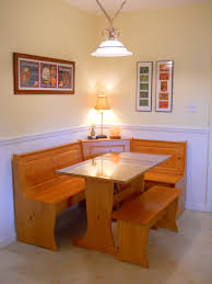Breakfast Nook Table by Corner Breakfast Nook Table Set Home Design Ideas