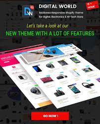 home market creative modern flexible responsive ecommerce