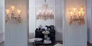 Bacarat Chandelier Baccarat Crystal Lighting