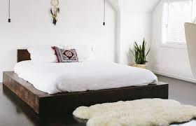 modern dark wood bedroom furniture eo furniture