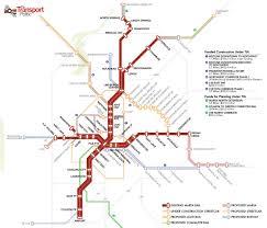 Atlanta On Us Map by Marta Map Atlanta Marta System Map United States Of America