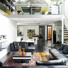 open plan house take a tour around a glass extension house ideal home
