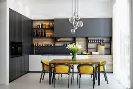 kitchen set furniture big eco minimalist house with scandinavian spirit home interior