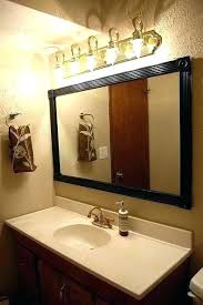 mirrors bathroom framed large framed mirrors for bathrooms wall mirrors large framed