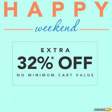 happy everything sale jabong happy weekend sale 32 on everything take a