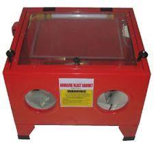 Used Blast Cabinet Sandblast Cabinet Ebay