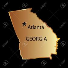 State Map Of Georgia by Georgia Gold Maps Free Diagram Get Free Images About World Maps