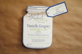 jar invitations jar bridal shower invitations dancemomsinfo