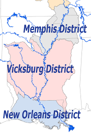 Map Of Mississippi River Mississippi Valley Division U003e Media U003e Publications U003e Our