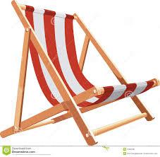 Beach Lounge Chair Png Chair Clipart Transparent