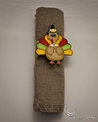 turkey napkin ring awesome svgs october 2014