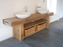 Best 25 Dark Wood Bathroom by Wooden Bathroom Sink Cabinets With Rustic Cabinet Design Weathered