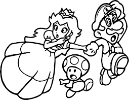 85 super mario coloring pages super mario bros coloring
