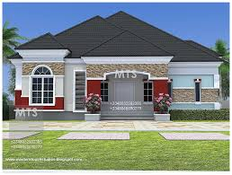 house plans 5 bedroom bungalow house plan in nigeria green home