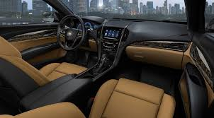 cadillac ats offers the ats offers seven interior color and trim combinations