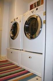 Bosch Laundry Pedestal Instead Of Paying A Ridiculous Price For Pedestals For Under My