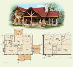 log home floor plans with garage log cabin floor plans with loft and basement home desain 2018
