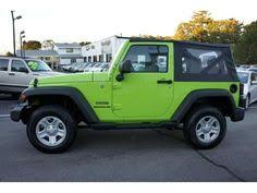 lime green jeep wrangler 2012 for sale green jeep wrangler unlimited http iseecars com used