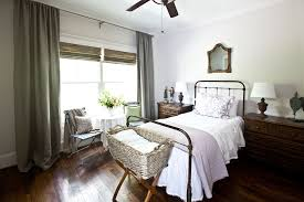 Hanging Curtains From The Ceiling How To Hang Curtains To Make The Window Look Bigger Cedar Hill