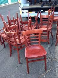 Used Dining Room Furniture For Sale Used Restaurant Chairs Ebay