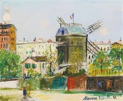 bureau de change montmartre 33 best maurice utrillo images on artists on