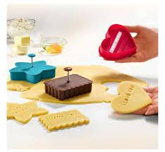 emporte cuisine 3 tons emporte pièces biscuits avec texte personnalisable tala