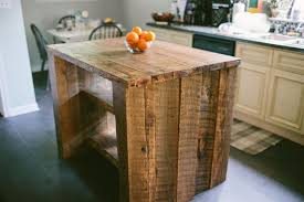 kitchen island made from reclaimed wood kitchen ideas reclaimed wood kitchen island for marvelous buy a