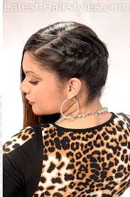 black hair styles for for side frence braids 303 best braid love images on pinterest braids hairstyles and
