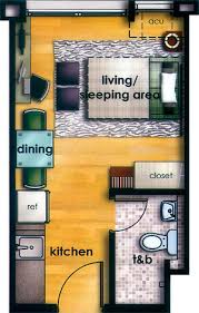 floor plans for units the linear makati floor plans