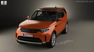 land rover discovery hse 2017 360 view of land rover discovery hse 2017 3d model hum3d store